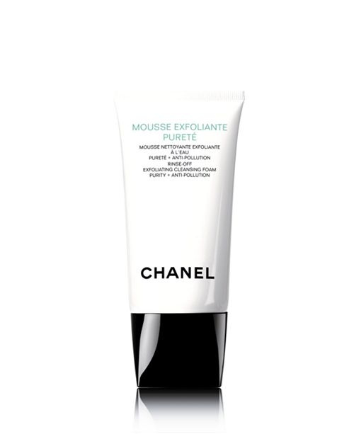 CHANEL Exfoliating Cleansing Foam Purity and Anti-Pollution