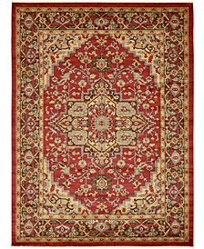 Harik Har1 Red Area Rug Collection