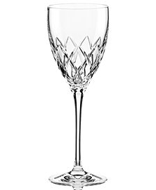 kate spade new york Downing Cuts Avenue Wine Glass