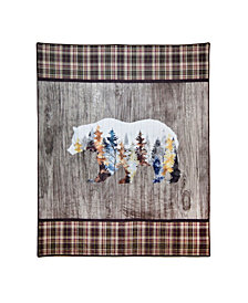 American Heritage Textiles Decorative Throw