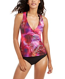 Shift Layered Crossback Swim Top & Bottoms