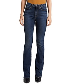 Calley Slim Bootcut Jeans