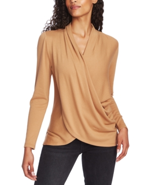 Image of 1.state Cross-Front Cozy Top