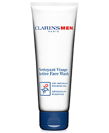 ClarinsMen Active Face Wash, 4.4 oz.
