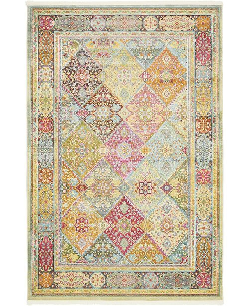Bridgeport Home Kenna Ken1 Multi Area Rug Collection