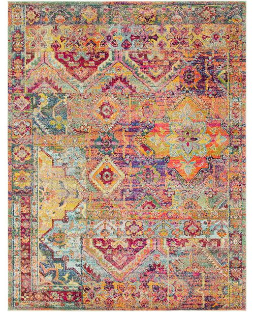 Bridgeport Home Newhedge Nhg7 Multi Area Rug Collection