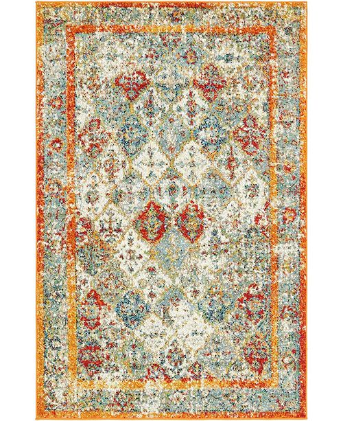 Bridgeport Home Mishti Mis2 Beige Area Rug Collection