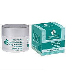 Glacial Marine Clay Jasmine Radiance Face Mask, 1.7 oz