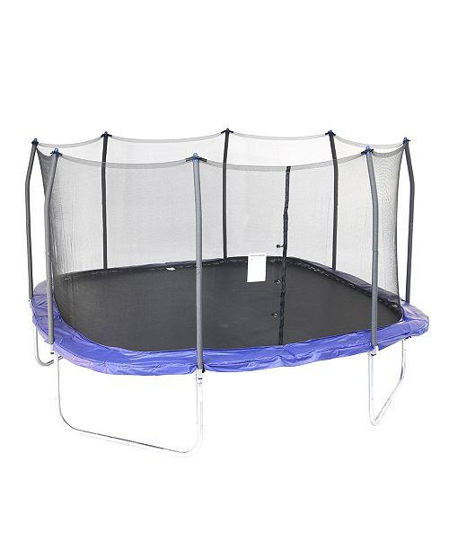 Skywalker Trampolines 14' Square Trampoline with Enclosure