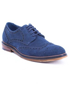 English Laundry Men's Casual Oxford