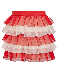 Toddler Girls Tiered Tulle Skirt, Created For Macy's