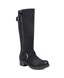 White Mountain Blackbird Tall Boots