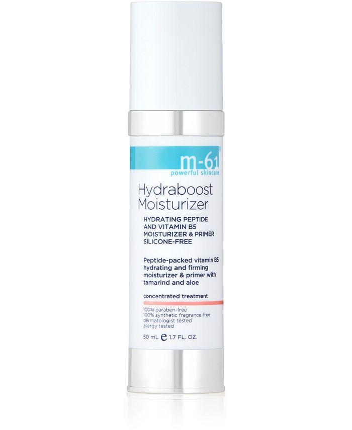 m-61 by Bluemercury - Hydraboost Moisturizer Hydrating Peptide and Vitamin B5 Moisturizer & Primer, 1.7 oz