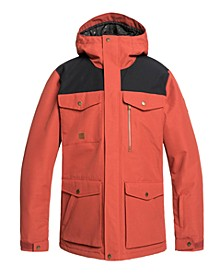 Mens Raft Snow Jacket