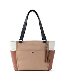 Ashby Leather Satchel