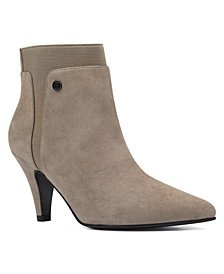 Bari Pointy Toe Booties