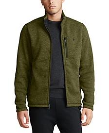 폴로 랄프로렌 Polo Ralph Lauren Mens Fleece Zip-Up Jacket