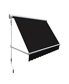 """4' Mesa Window Retractable Awning, 24"""" H x 24"""" D"""