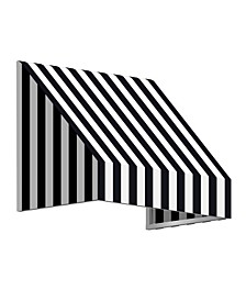 """5' New Yorker Window/Entry Awning, 31"""" H x 24"""" D"""