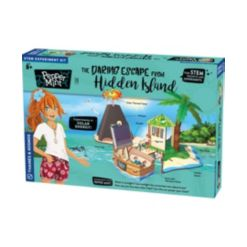 Thames & Kosmos Pepper Mint in The Daring Escape From Hidden Island