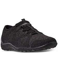 Women's Relaxed Fit: Breathe Easy - Opportuknity Casual Sneakers from Finish Line