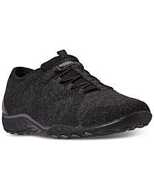 Skechers Women's Relaxed Fit: Breathe Easy - Opportuknity Casual Sneakers from Finish Line