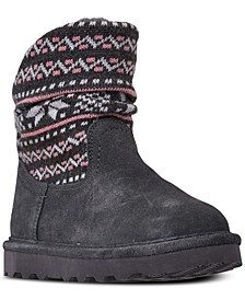 Little Girls' Virginia Boots from Finish Line