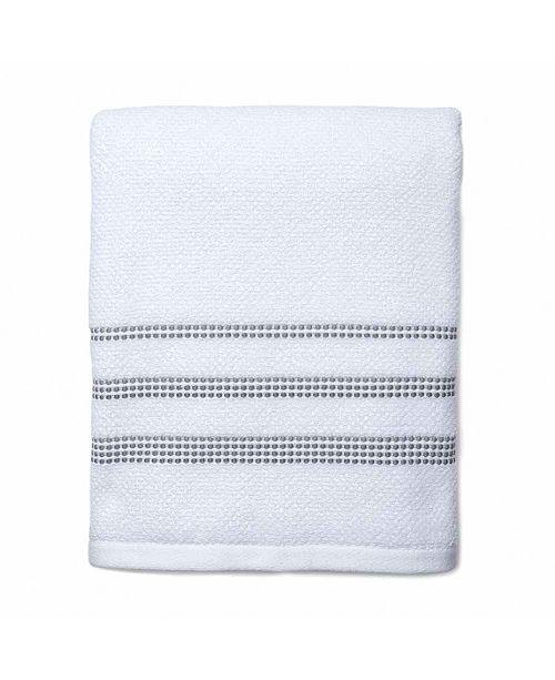 Cassadecor Cotton Riceweave Bath Towel
