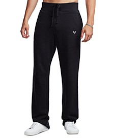 Men's Straight-Fit Classic Horseshoe Sweatpants