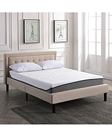 "Sofia 9"" Gel Mattress - Twin XL, Mattress in a Box"