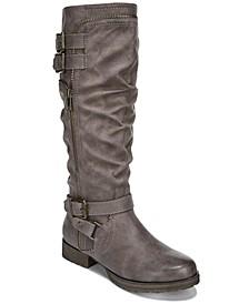 Hazard Tall Boots