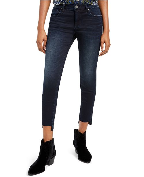 Kut from the Kloth Donna Ankle Skinny Step Hem