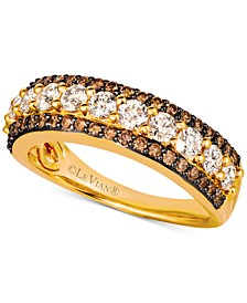 Diamond Band Ring (1-1/4 ct. t.w.) in 14k Gold