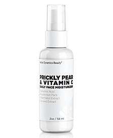 Prickly Pear and Vitamin C Daily Face Moisturizer