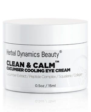 Clean and Calm Cucumber Cooling Eye Cream
