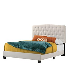 Cape Coral Upholstered Bed, Queen