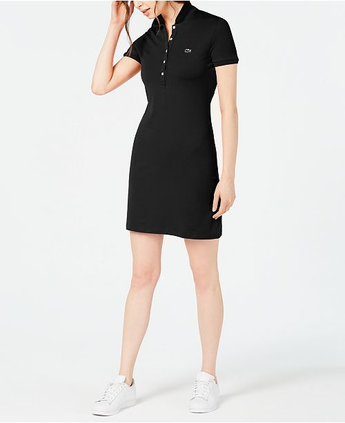 Lacoste Polo Shirtdress
