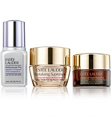 Limited Edition 3-Pc. Smooth + Glow For More Lifted, Radiant-Looking Skin Set