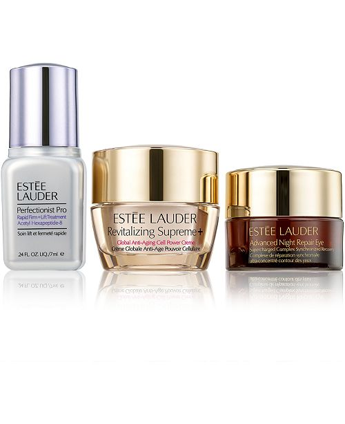Estee Lauder Limited Edition 3-Pc. Smooth + Glow For More Lifted, Radiant-Looking Skin Set