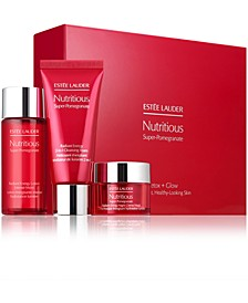 Limited Edition 3-Pc. Detox + Glow For Vibrant, Healthy-Looking Skin Gift Set