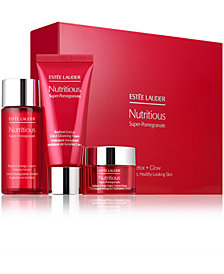 Estée Lauder Limited Edition 3-Pc. Detox + Glow For Vibrant, Healthy-Looking Skin Gift Set