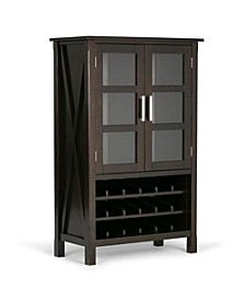 Kitchener Wine Cabinet