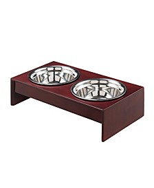 Rocky Raised Dog Bowl Feeder