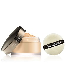 Receive a Complimentary Mini Translucent Loose Setting Powder Glow & Velour Puff with any $125 Laura Mercier Purchase