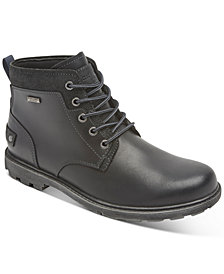 Rockport Men's Rugged Bucks II Waterproof Chukka Boots