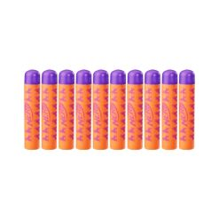 Closeout! Fortnite Nerf Official 10 Dart Mega Refill Pack for Nerf Fortnite Mega Dart Blasters - Compatible with Nerf Mega Toy Blasters - For Youth, Teens, Adults