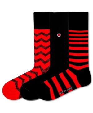 Men's Organic Cotton Patterned Socks Bundle