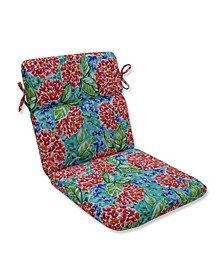 Garden Blooms Multi Rounded Corners Chair Cushion