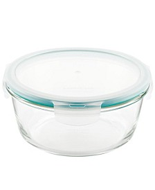 Purely Better Glass 32-Oz. Round Food Storage Container