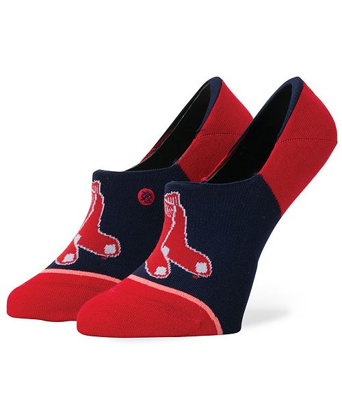 Stance Women's Boston Red Sox Invisible No Show Socks